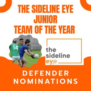 Junior Team of the Year – Defenders
