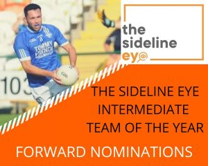 Intermediate Team of the Year – Forwards