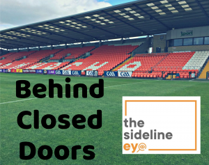 National League games behind closed doors