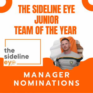 Junior Team of the Year – Managers