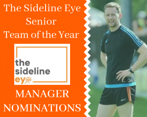 Senior Team of the Year – Managers