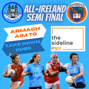 Armagh aim to take down Dubs