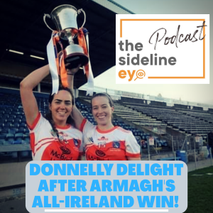 Donnelly delight after Armagh's All-Ireland win!