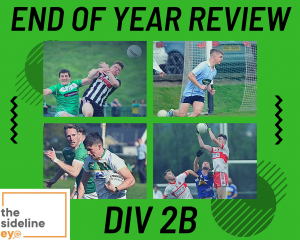 End of Year Review – Division 2B