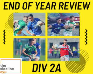 End of Year Review – Division 2A