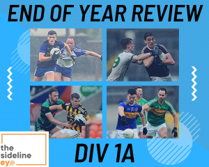 End of Year Review – Division 1A