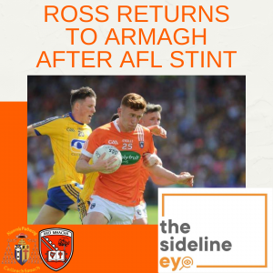 Ross returns to Armagh after AFL stint