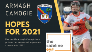 Hopes for 2021 – Armagh Camogie