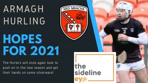 Hopes for 2021 – Armagh Hurling