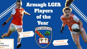Armagh LGFA announce Players of the Year
