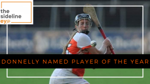 Donnelly named Player of the Year