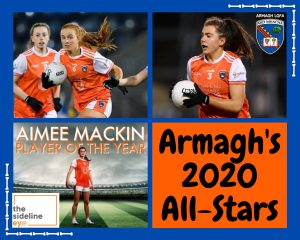 Armagh's 2020 All-Star's