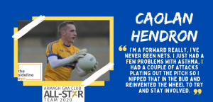 Club All-Stars – Caolan Hendron