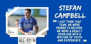 Club All-Stars – Stefan Campbell
