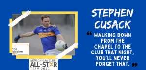 Club All-Stars – Stephen Cusack