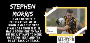 Club All-Stars – Stephen Morris