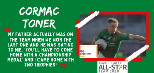 Club All-Stars – Cormac Toner