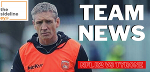 McGeeney names team to take on Tyrone
