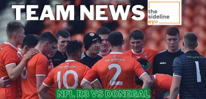 Team News – All Armagh teams in action this weekend