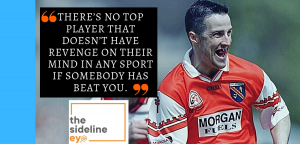 O'Hagan gives rallying call for Armagh's revenge mission