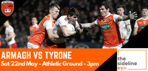 Orchard out to topple Tyrone