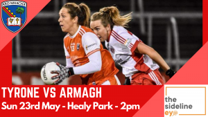 Ladies face Tyrone in league opener