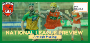 National League Preview – Armagh Hurlers