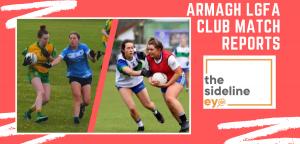 Armagh LGFA Club Match Reports