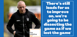 Forwards coach Donaghy fully focused on Championship