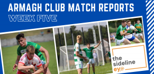 Armagh Club Match Reports