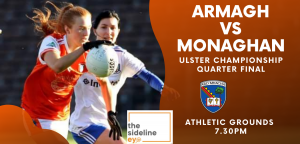 Armagh fired up for Farney face off