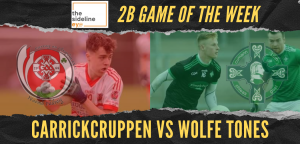 2B Game of the Week – Round Eight