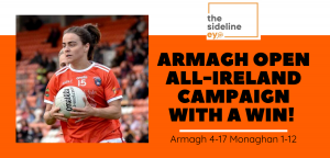 Armagh open All-Ireland campaign with a win