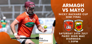 Armagh aiming for final appearance