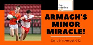 Armagh's Minor Miracle
