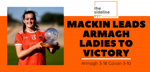 Mackin leads Armagh Ladies to victory