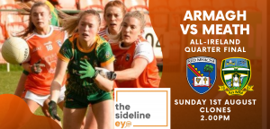 Armagh ready for Royal Rumble
