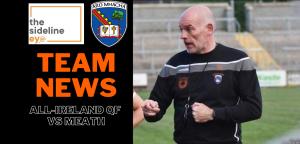 Team News – Armagh vs Meath