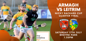 Must win encounter for Armagh hurlers