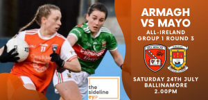 Ladies winning momentum to continue against Mayo