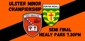 Armagh and Donegal face off in last four showdown
