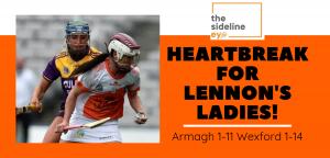 Heartbreak for Lennon's ladies