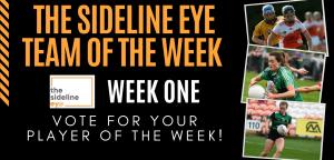 Team of the Week – Week One