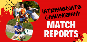 Intermediate Championship Match Reports