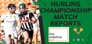 Junior & Senior Hurling Championship Match Reports