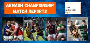 Senior Championship Match Reports